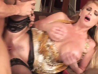 Amazing Milf wirh Chunky Tits fucked by Chunky Learn of - AP